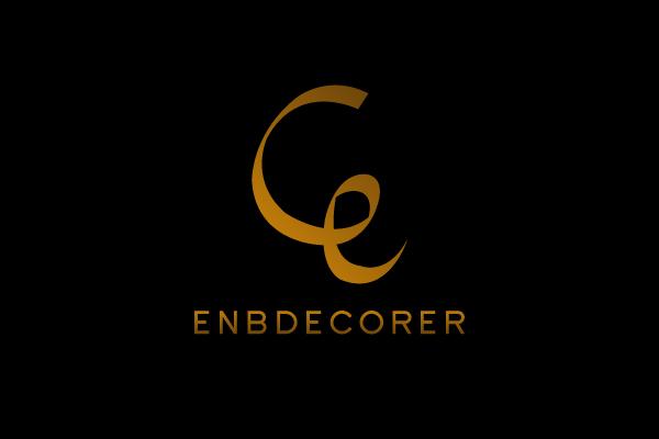 ENBDECORER ロゴデザイン
